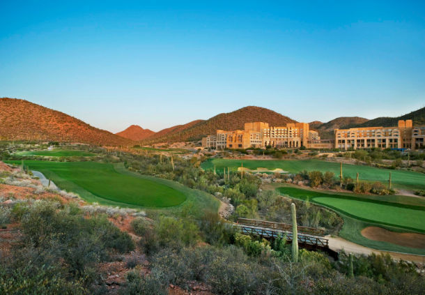 JW Marriott Starr Pass Resort in Tucson Arizona host to the AMMG Age Management Medicine Conference - November 1-4, 2018